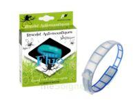Pharmavoyage Bracelet Phosphorescent Anti-insectes Bleu Fluo à BRUGES