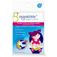 Orgakiddy Protège-cuvette Toilettes Xl Pochette/10 à BRUGES