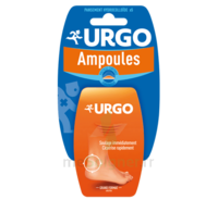 Urgo Ampoule Pansement seconde peau talon B/5 à BRUGES