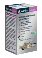 Biocanina Recharge Pour Diffuseur Anti-stress Chat 45ml à BRUGES