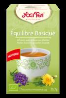 Yogi Tea Tis AyurvÉdique Équilibre Basique Bio 17sach/2,1g à BRUGES