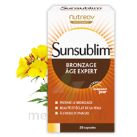 Sunsublim Caps bronzage anti-âge 3*B/28 à BRUGES