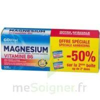 Govital Magnésium Vitamine B6 Comprimés 2*b/45 à BRUGES