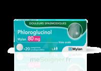 Phloroglucinol Mylan 80 Mg, Comprimé Orodispersible à BRUGES