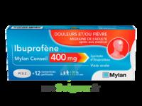 Ibuprofene Mylan Conseil 400mg, Comprimés Pelliculés à BRUGES