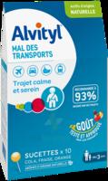 Alvityl Sucette Mal Des Transports B/10 à BRUGES