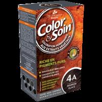 Color&soin Kit Coloration Permanente 4a Marron Glacé à BRUGES