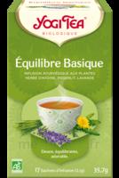 Yogi Tea Tisane Ayurvédique Bien-être Intestinal Bio 17 Sachets/2g à BRUGES