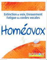 Boiron Homéovox Comprimés à BRUGES