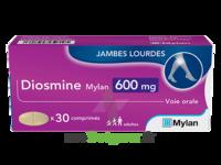 Diosmine Mylan 600 Mg, Comprimé à BRUGES