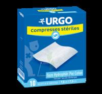 Urgo Compresse Stérile 7,5x7,5cm 10 Sachets/2 à BRUGES