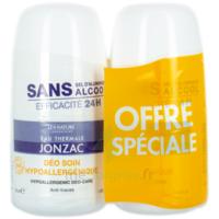 Jonzac Eau Thermale Lot 2 Déodorants Soin 2x50ml à BRUGES