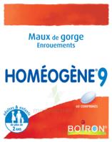 Boiron Homéogène 9 Comprimés à BRUGES