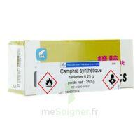 Cooper Camphre Tablettes 250g à BRUGES