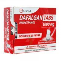 Dafalgantabs 1 G Cpr Pell Plq/8 à BRUGES