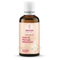 Weleda Huile De Massage Allaitement 50ml à BRUGES