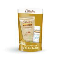 Rogé Cavaillès Nutrissance Pocket Crème Mains Douceur + Baume Lèvres Réparateur 30ml + 5,5g Edition Limitée à BRUGES