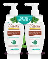 Acheter Rogé Cavaillès Hygiène intime Soin naturel Toilette Intime Fraîcheur 2x250 ml à BRUGES