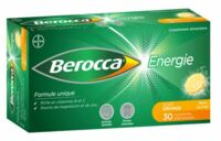 Berocca Energie Comprimés Effervescents Orange B/30 à BRUGES