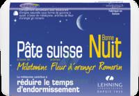 Lehning Pâte Suisse Pastilles à Sucer Bonne Nuit B/40 à BRUGES