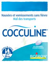 Boiron Cocculine Comprimés Orodispersibles B/40 à BRUGES