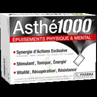 Asthe 1000 Poudre à Diluer épuisements Physique & Mental 10 Sachets à BRUGES